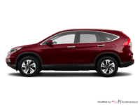 2016 Honda CR-V TOURING | Photo 1 | Basque Red Pearl II