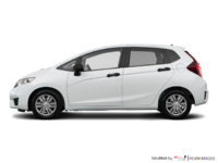 2016 Honda Fit DX | Photo 1 | White Orchid Pearl