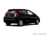 2016 Honda Fit DX | Photo 2 | Crystal Black Pearl