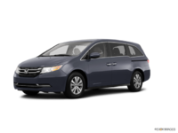 2016 Honda Odyssey EX-L RES | Photo 3 | Modern Steel Metallic