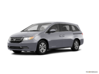 2016 Honda Odyssey EX-L RES | Photo 3 | Lunar Silver Metallic