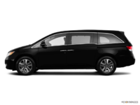 2016 Honda Odyssey TOURING | Photo 1 | Crystal Black Pearl