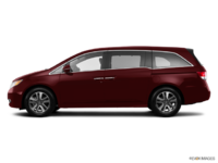 2016 Honda Odyssey TOURING | Photo 1 | Deep Scarlet Pearl