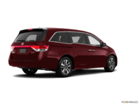 2016 Honda Odyssey TOURING | Photo 2 | Deep Scarlet Pearl