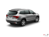 2016 Honda Pilot EX-L NAVI | Photo 2 | Lunar Silver Metallic
