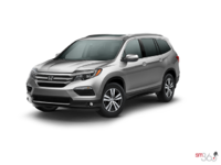 2016 Honda Pilot EX-L NAVI | Photo 3 | Lunar Silver Metallic