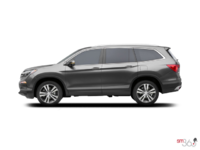 2016 Honda Pilot EX-L NAVI | Photo 1 | Modern Steel Metallic