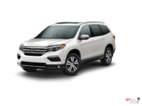 2016 Honda Pilot EX-L NAVI | Photo 3 | White Diamond Pearl