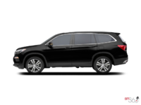 2016 Honda Pilot EX-L NAVI | Photo 1 | Crystal Black Pearl