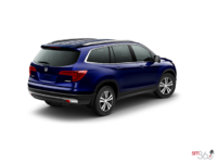 2016 Honda Pilot EX | Photo 2 | Obsidian Blue Pearl