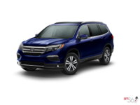 2016 Honda Pilot EX | Photo 3 | Obsidian Blue Pearl
