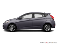 2016 Hyundai Accent 5 Doors GLS | Photo 1 | Triathlon Grey