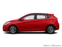 2016 Hyundai Accent 5 Doors GLS | Photo 1 | Boston Red