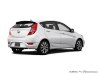 2016 Hyundai Accent 5 Doors GLS | Photo 2 | Century White