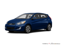 2016 Hyundai Accent 5 Doors GLS | Photo 3 | Pacific Blue