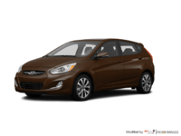 2016 Hyundai Accent 5 Doors GLS | Photo 3 | Coffee Bean