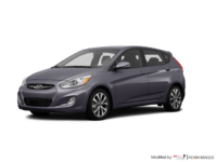 2016 Hyundai Accent 5 Doors GLS | Photo 3 | Triathlon Grey