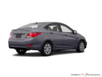 2016 Hyundai Accent Sedan LE | Photo 2 | Triathlon Grey