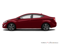 2016 Hyundai Elantra GLS | Photo 1 | Geranium Red