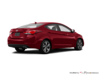 2016 Hyundai Elantra GLS | Photo 2 | Geranium Red