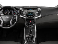 2016 Hyundai Elantra GLS | Photo 3 | Black Cloth