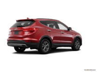 2016 Hyundai Santa Fe Sport 2.4 L FWD | Photo 2 | Serrano Red