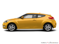 2016 Hyundai Veloster BASE | Photo 1 | Sunflower Yellow
