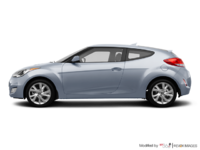 2016 Hyundai Veloster BASE | Photo 1 | Ironman Silver