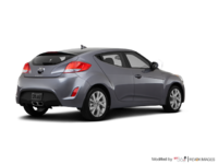 2016 Hyundai Veloster BASE | Photo 2 | Triathlon Grey