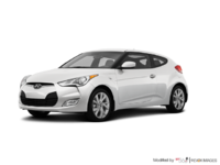 2016 Hyundai Veloster BASE | Photo 3 | Century White