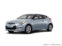 2016 Hyundai Veloster BASE | Photo 3 | Ironman Silver