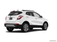 2017 Buick Encore BASE | Photo 2 | Summit White