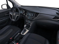 2017 Buick Encore BASE | Photo 3 | Ebony Cloth & Leatherette