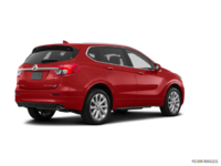2017 Buick Envision Premium II | Photo 2 | Chili Red Metallic