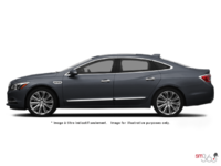 2017 Buick LaCrosse BASE | Photo 1 | Graphite Grey Metallic
