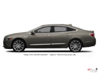 2017 Buick LaCrosse BASE | Photo 1 | Pepperdust Metallic