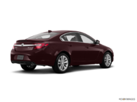 2017 Buick Regal PREMIUM I | Photo 2 | Black Cherry Metallic