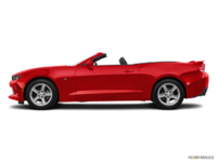 2017 Chevrolet Camaro convertible 1LT | Photo 1 | Red Hot