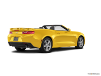 2017 Chevrolet Camaro convertible 1LT | Photo 2 | Bright Yellow