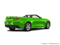 2017 Chevrolet Camaro convertible 1LT | Photo 2 | Krypton Green