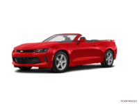 2017 Chevrolet Camaro convertible 1LT | Photo 3 | Red Hot