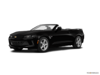 2017 Chevrolet Camaro convertible 1LT | Photo 3 | Black