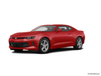 2017 Chevrolet Camaro coupe 1LS | Photo 3 | Garnet Red