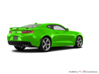 2017 Chevrolet Camaro coupe 1SS | Photo 2 | Krypton Green