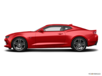 2017 Chevrolet Camaro coupe 2LT | Photo 1 | Garnet Red