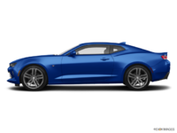 2017 Chevrolet Camaro coupe 2LT | Photo 1 | Hyper Blue Metallic