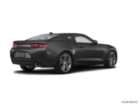 2017 Chevrolet Camaro coupe 2LT | Photo 2 | Nightfall Grey Metallic