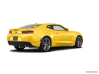 2017 Chevrolet Camaro coupe 2LT | Photo 2 | Bright Yellow