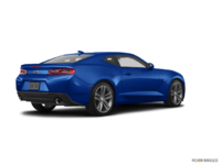 2017 Chevrolet Camaro coupe 2LT | Photo 2 | Hyper Blue Metallic
