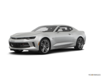 2017 Chevrolet Camaro coupe 2LT | Photo 3 | Silver Ice Metallic